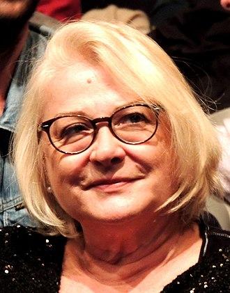 Josiane Balasko - Josiane Balasko in October 2013 to Namur