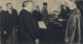 Jozef Tiso and Ján Vojtaššák at the inaugural meeting of the Slovak State Council.png