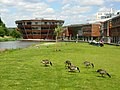 Jubilee Campus, Nottingham University - geograph.org.uk - 876469.jpg