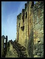 July German Kaiser Time, protestant Fortress Hochburg destroyed 1688 by Louis XIV (Lui Katzenohr) - Master Habitat Rhine Valley Photography 2013 Keycode-Saga , in situation of distress Germany twelf ghost-Chevaliers - panoramio (42).jpg