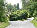 Junction of Abinger Lane and Broomehall Road, Coldharbour, Surrey - geograph.org.uk - 1403631.jpg