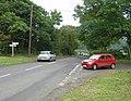 Junction of Green Lane and Horsham Road, between Horsham and Rusper, West Sussex - geograph.org.uk - 60707.jpg