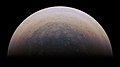 Jupiter - Juno Perijove 6 - May 19 2017 (34835400375).jpg