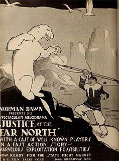 <i>Justice of the Far North</i> 1925 film
