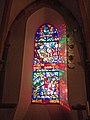 Königsfeld, Fenster der Pfarrkirche St Nikolaus.jpg