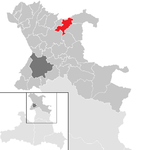 Köstendorf in the district SL.png