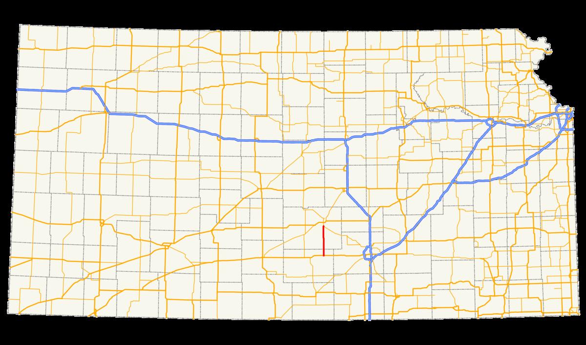 K17 Kansas highway Wikipedia