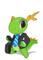 KDE mascot Konqi for business affairs.png