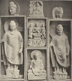 KITLV 88008 - Unknown - Gandhara Buddha sculptures in British India - 1897.tif