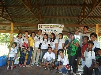 Ethnic groups in the Philippines - Image: KKPK Katlung Misyun