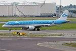 KLM Cityhopper, PH-EZU, Embraer ERJ-190STD (27859890314).jpg