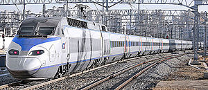 Hyundai Rotem - South Korea's KTX