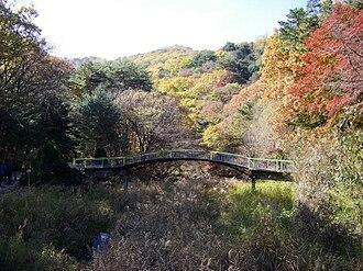 Kaesong - Mountains of Kaesong