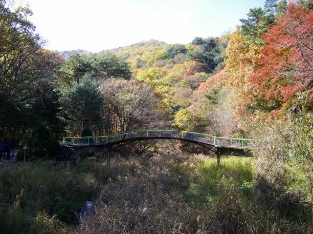 Kaesong Mountains