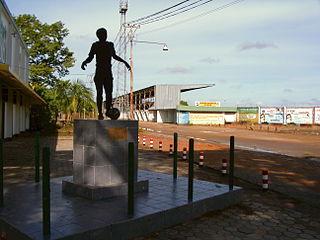 André Kamperveen Stadion Football stadium in Paramaribo, Suriname