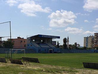 Kamëz Stadium - Image: Kamza Satdium