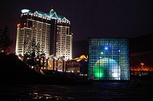 Kangwon Land - Kangwon Land Resort and Magical Box