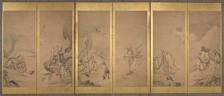 Buddhist, Daoist, and Confucian Patriarchs
