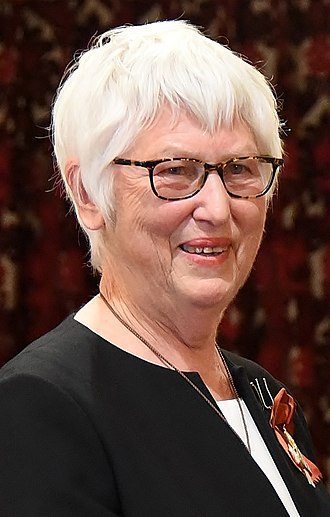 2016 Birthday Honours (New Zealand) - Image: Karen Sewell (cropped)