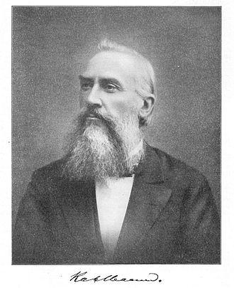 Dementia praecox - Karl Ludwig Kahlbaum (1828–1899)