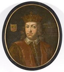 Karl VIII Knutsson Bonde, 1408-70,  konung av Sverige och Norge