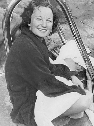 Katherine Rawls - Rawls in 1938.