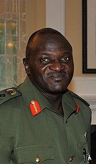 Katumba Wamala military leader