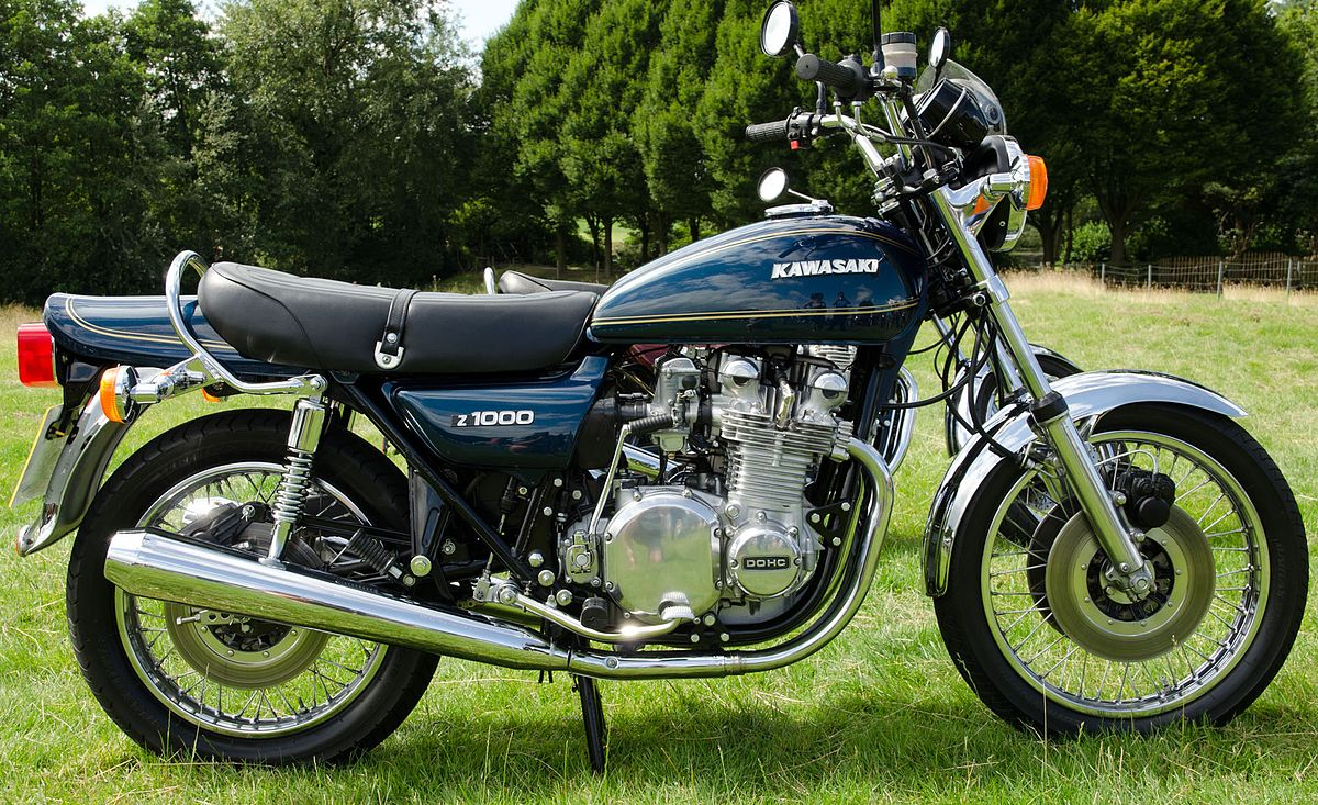 Kawasaki 1982 Ltd 1000 Wiring Diagram Not Lossing For K Z 750 Kz1000 Wikipedia Mule