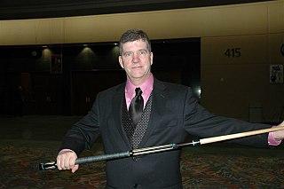 Keith McCready American pool player