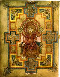 El folio 291º contiene un retrato de Juan.