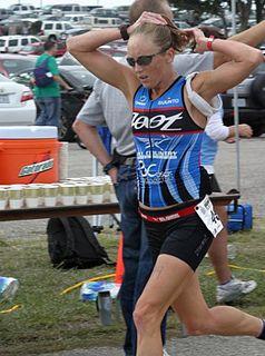 Kelly Williamson triathlete