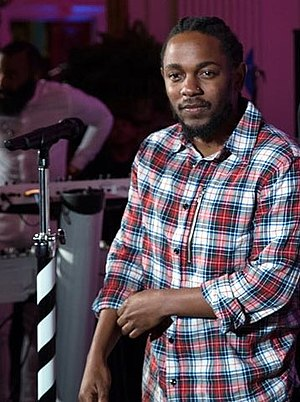Kendrick Lamar - Lamar in July 2016