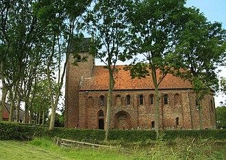 Hantumhuizen - St Ann's church