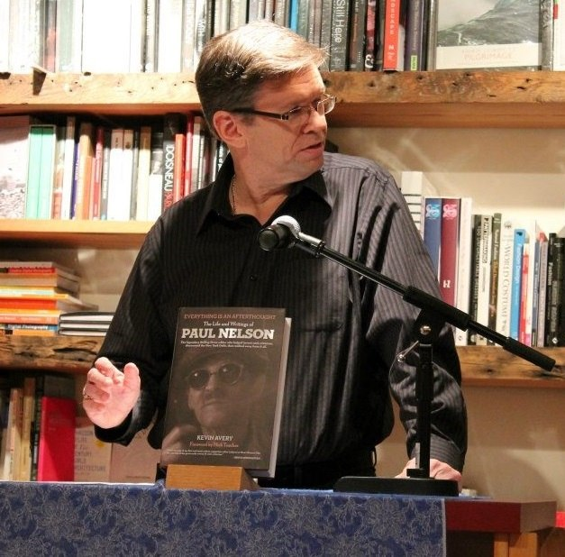 Kevin Avery at Bookcourt 121311