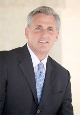 Speaker of the United States House of Representatives election, October 2015 - Kevin McCarthy (CA-23)