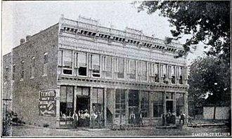 Keytesville, Missouri - Image: Keytesville Mo 1