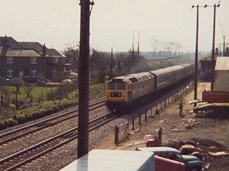 Kidlington - The site of former Kidlington railway station