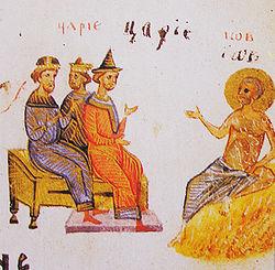 """""""Templets genopbygning"""" (1400-tallet)"""