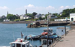 Killala town from the pier - geograph.org.uk - 486745.jpg