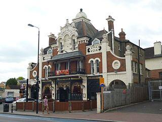 Kings Head, Tooting pub in Tooting, London