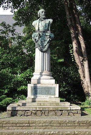 Gottfried Kinkel - Memorial in Bonn-Oberkassel (1906)
