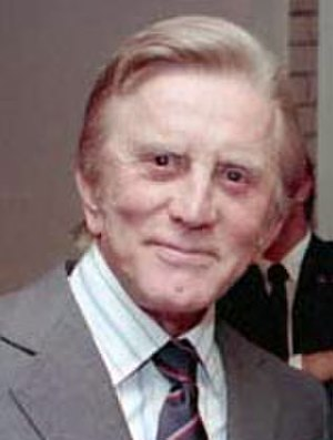 The Day the Violence Died - Kirk Douglas guest stars in the episode as the voice of Chester J. Lampwick.
