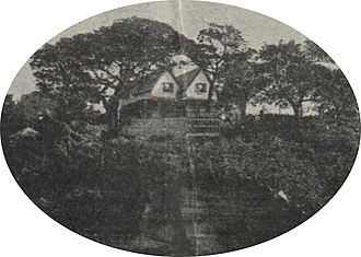 Kirribilli House - Kirribilli House in 1920 just before it was resumed by the Australian Government