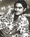Kishore Kumar 2016 postcard of India (cropped).jpg