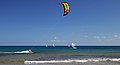 Kitesurfing near Prasonisi Rhodes Greece.jpg