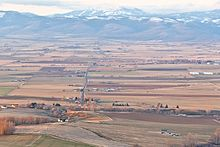 Kittitas Washington Skyline.jpg