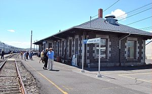 Klamath Falls - Amtrak Station Oregon.jpg