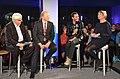 Klaus Kastan, Peter Claussen, Iggy and Christina Wolf, 2013 (1).jpg