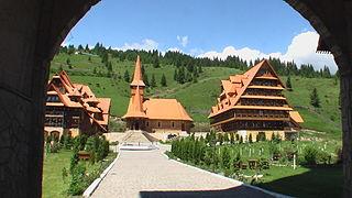 Vatra Dornei Municipality in Suceava, Romania