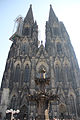 Koeln Altstadt Nord Kölner Dom Domkloster 4 Frontansicht Denkmalnummer 911.jpg